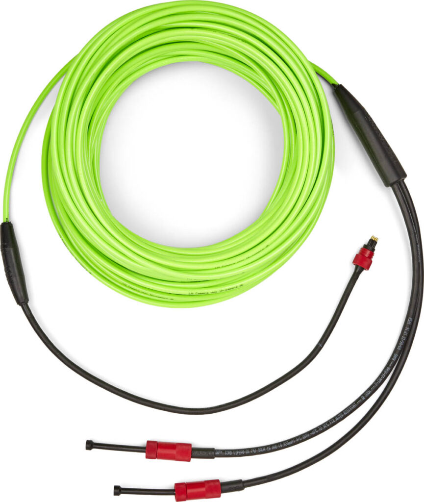 Underwater Video Cables and Rubber Molding on Cables | LH Camera