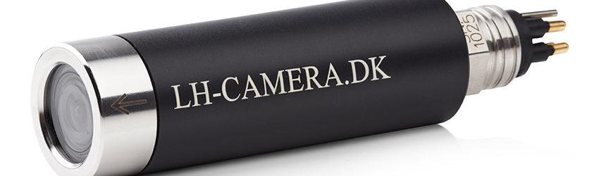 Nyt Letvægt Undervands-videokamera